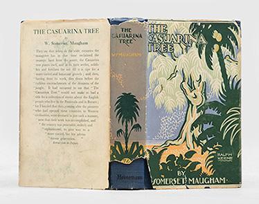 The Casuarina Tree Six Stories By Maugham W Somerset 1926 Peter Harrington Aba Ilab