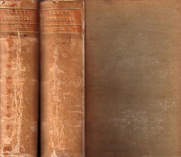 M. Accii Plauti Comoediae superstites viginti, ad: Plautus, T[itus] Maccius