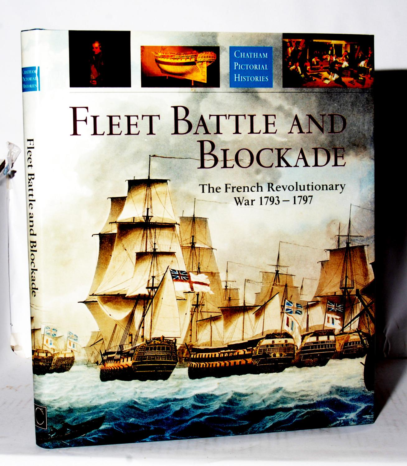 Fleet Battle and Blockade The French Revolutionary: Gardiner, Robert