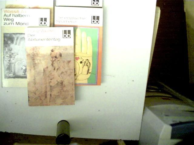 5 Taschenbücher in dieser seltenen Sammlung: 1.: Werfel, Franz, Miguel