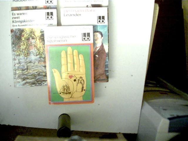 5 Taschenbücher in dieser seltenen Sammlung: 1.: Saavedra, Miguel de