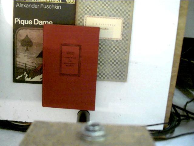 3 Bücher des russischen Autors Alexander Puschkin: Puschkin, Alexander Sergejewitsch: