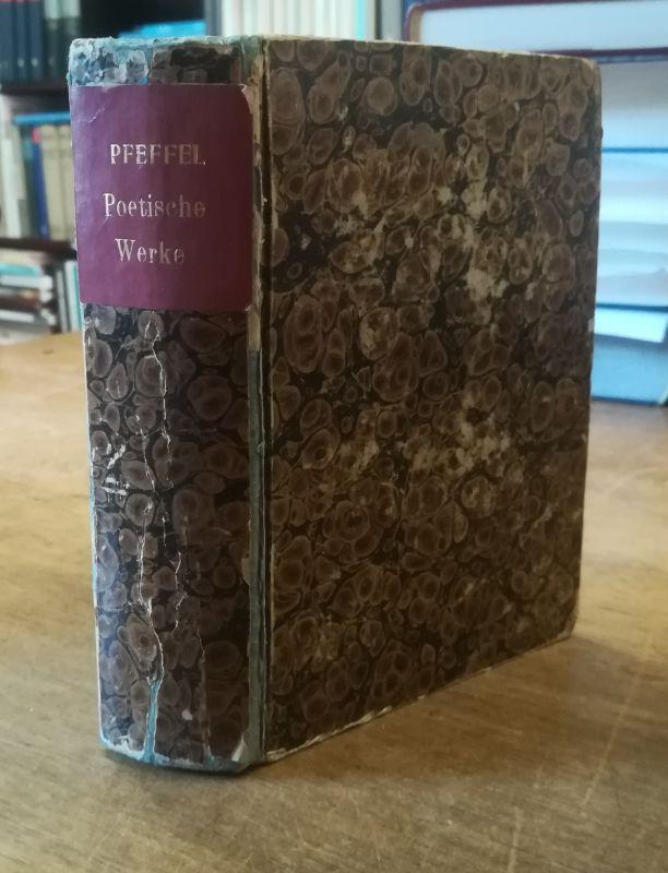 Poetische Werke.: Pfeffel, Gottlieb Conrad:
