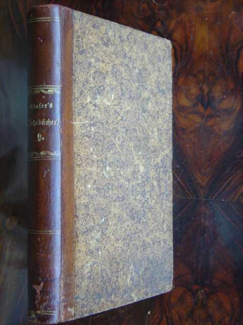 Jahrbücher für Gesellschafts- und Staatswissenschaften. Hier: 5.: Glaser, J. C.