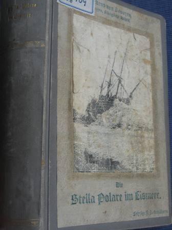 Die Stella Polare im Eismeer Erste italienische: Savoyen, Ludwig Amadeus