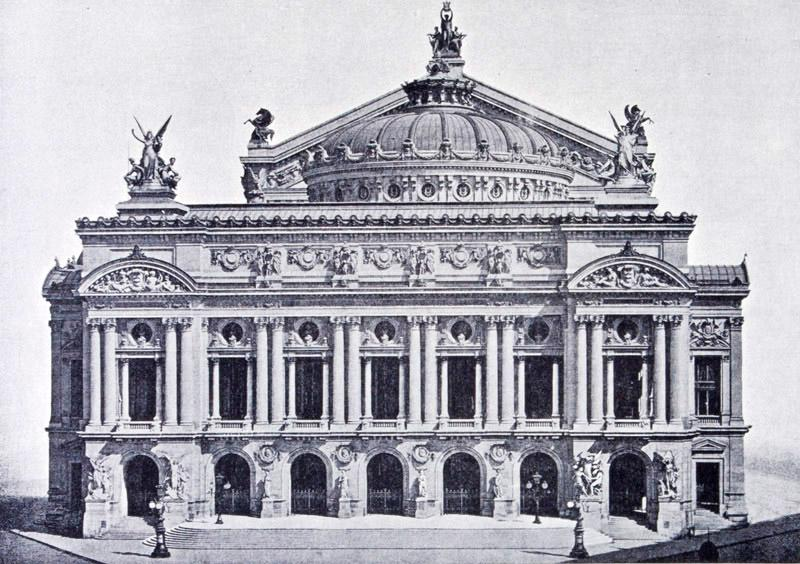 Modern Opera Houses and Theatres, Volume II: Sachs, Edwin O.
