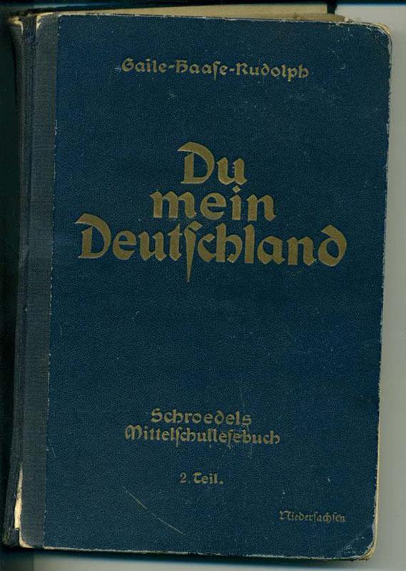 Du mein Deutschland - Ein Buch von: Gaile F., Haase
