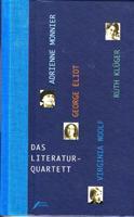 Das Literaturquartett - Ebersbach Brigitte (Hrsg.)
