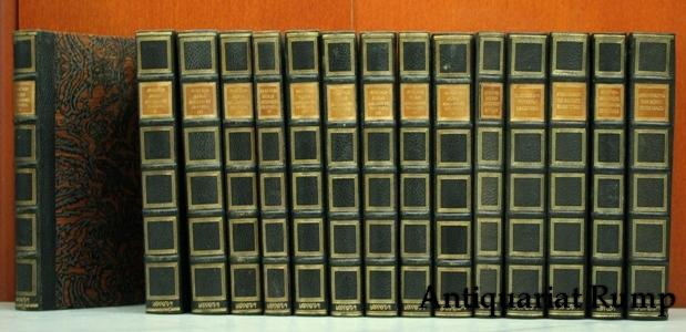 15 Bände. = 5 Bd. Die Lebensgeschichte.: Strindberg, August: