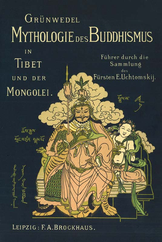 Mythologie des Buddhismus: Grünwedel, Albert