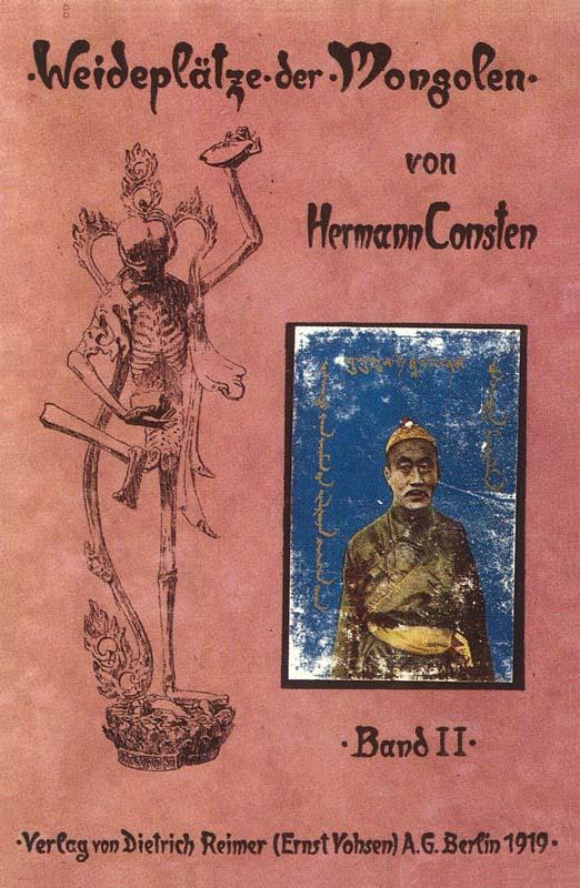 Weideplätze der Mongolen - 2: Consten, Hermann