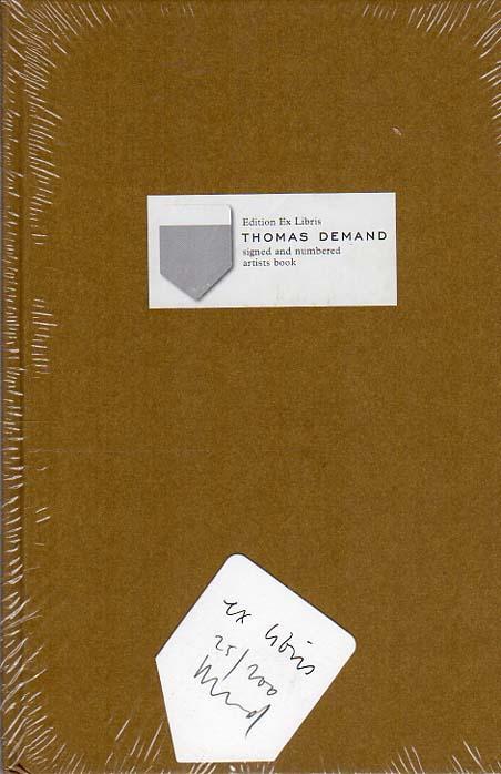Thomas Demand präsentiert Scheinprobleme in der Philosophie.: Demand, Thomas: