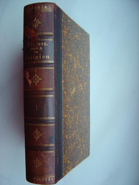Lehrbuch der Religion. Ein Handbuch zu Deharbes: Wilmers, W.