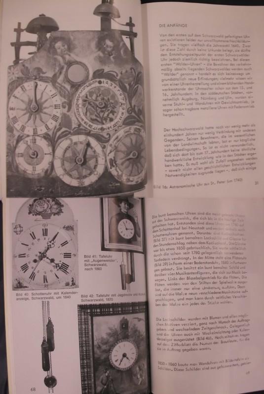 Schriften der  Freunde alter Uhren  in der: Deutsche Gesellschaft für