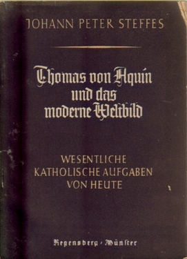 2 Titel / 1. Thomas von Aquin,: Aquin, Thomas von