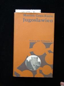 Jugoslawien. Kultur der Nationen-Geistige Länderkunde.: Gras-Racic, Marion.