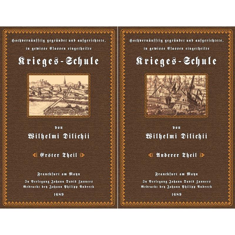 Kriegsbuch - 1 und 2: Dilich, Wilhelm