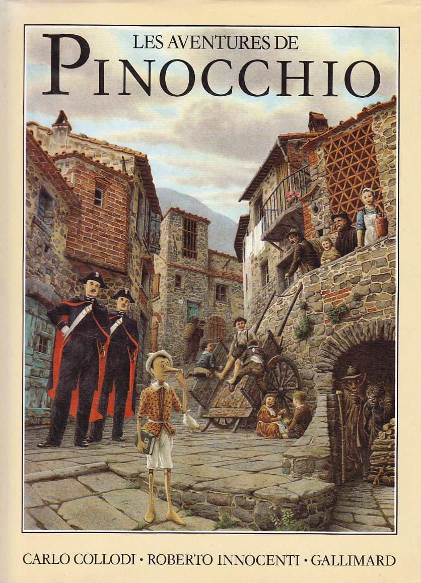 Les aventures de Pinocchio de Carlo Collodi - Roberto Innocenti illustrazioni di: (1992) | libreria Metamorfosi