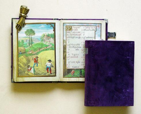 Flämischer Kalender. Clm. 23638 Bayerische Staatsbibliothek München.: Bening, Simon