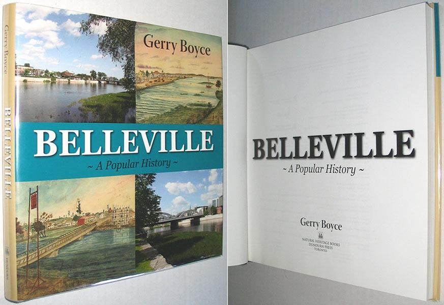 Belleville: A Popular History - Boyce, Gerry