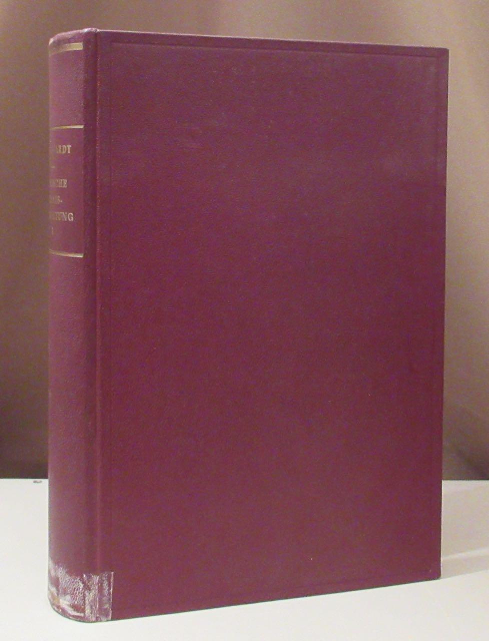 Römische Staatsverwaltung. Bd 1 (von 3 Bdn).: Marquardt, Joachim.