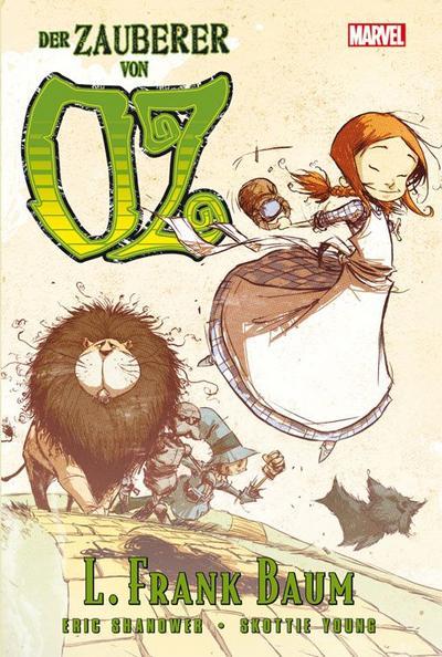 Der Zauberer von Oz 01: Frank Baum