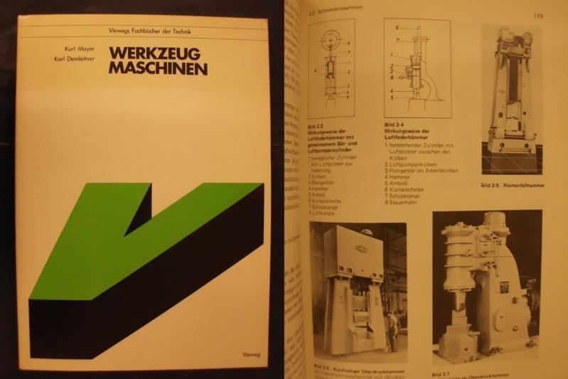 Werkzeugmaschinen: Mayer, Kurt und