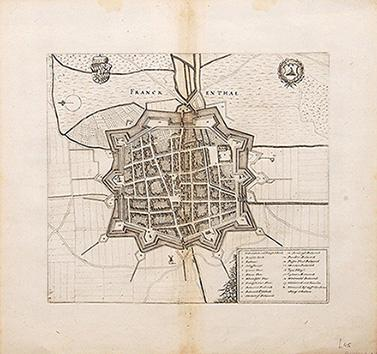 Franckenthal.: GOTTFRIED, Johann Ludwig
