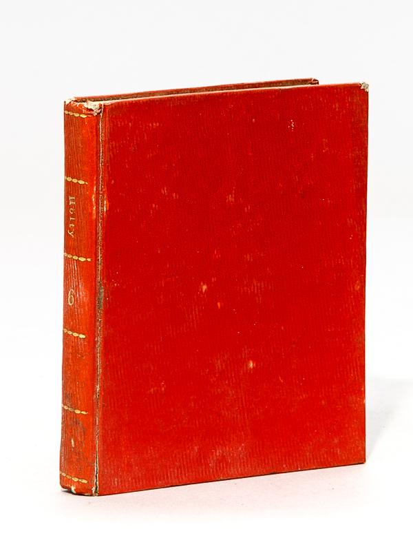 Etui-Bibliothek der Deutschen Classiker. N° 6 : HOLTY, L. H.