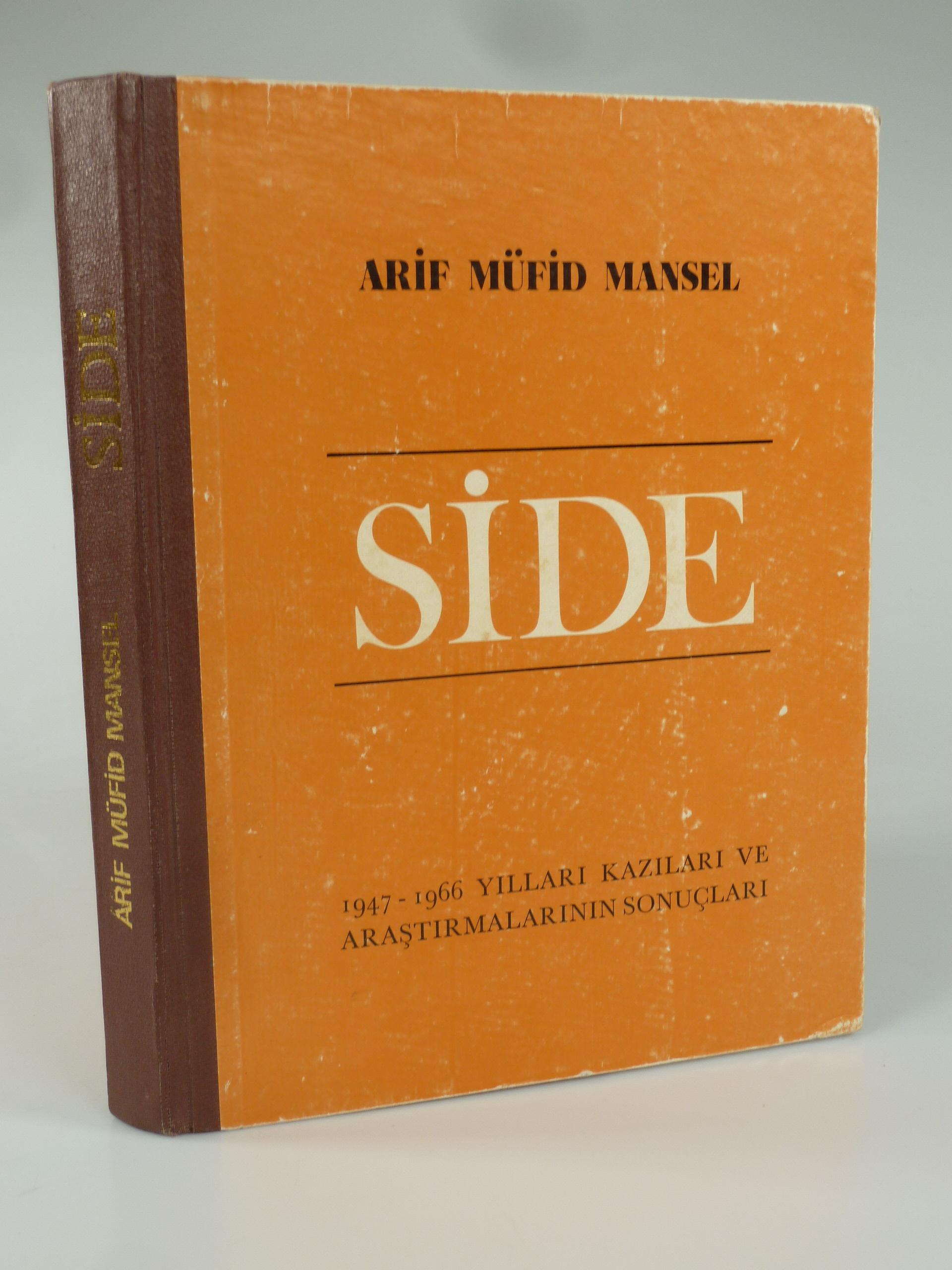 Side.: MÜFID MANSEL, Arif.