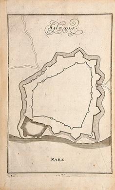 Rhodes.: GOTTFRIED, Johann Ludwig.