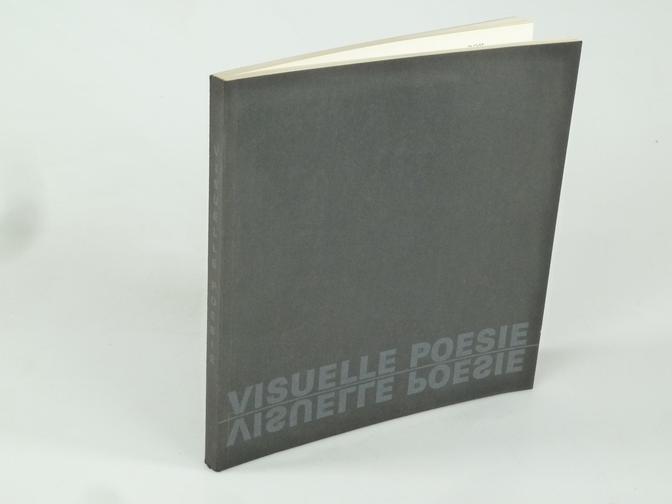 Visuelle Poesie.: HECKMANNS, Friedrich W.