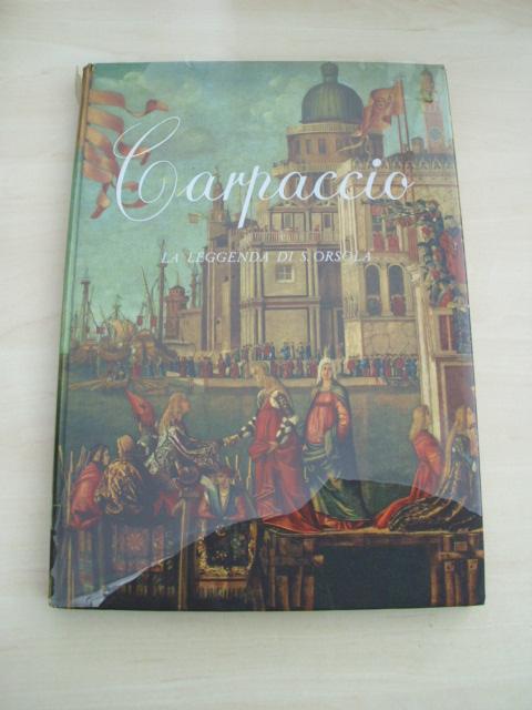 Carpaccio. La leggenda di S. Orsola.: Ursula Sancta. -