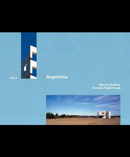 Argentina. Altamira Building, 1998-2001 by Rafael Iglesia: Wang, Wilfried (Ed.):