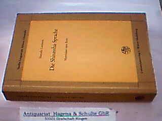 Die Shinassha-Sprache. Materialien zum Boro. (= Studia Linguarum Africae Orientalis; Band 4). - Lamberti, Marcello