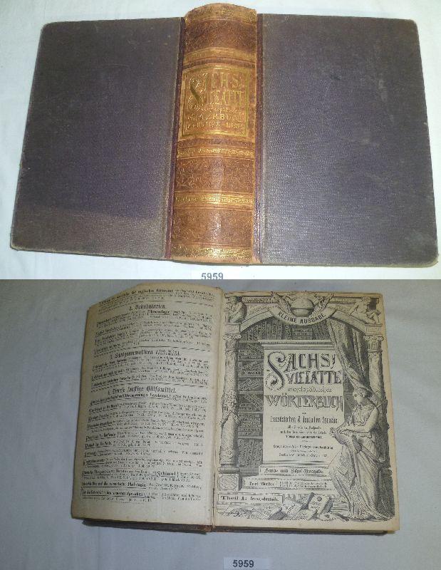 Encyklopädisches französisch-deutsches und deutsch-französisches Wörterbuch - Methode: Prof. Dr. Karl
