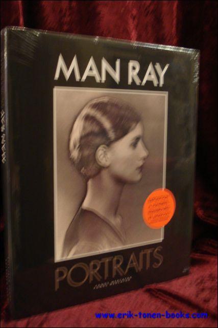 Man Ray, Portraits. - Terence Pepper. Avec contribution de Marina Warner.