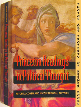 Princeton Readings In Political Thought (Essential Texts Since Plato) - Cohen, Mitchell (Editor) / Fermon, Nicole (Editor)