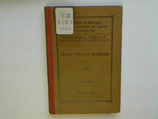 Childe Harold's pilgrimage (Velhagen & Klasings Sammlung: Byron: