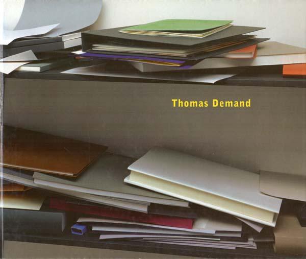 Thomas Demand. Le Channel, Galerie de l: Demand, Thomas:
