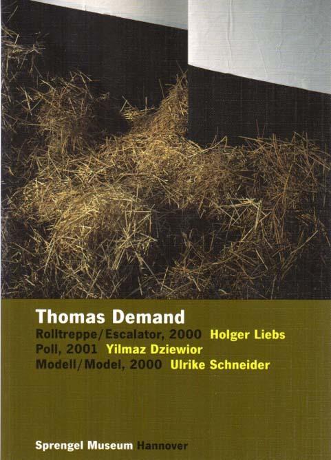 Report. 6. Juni - 2. September 2001,: Demand, Thomas: