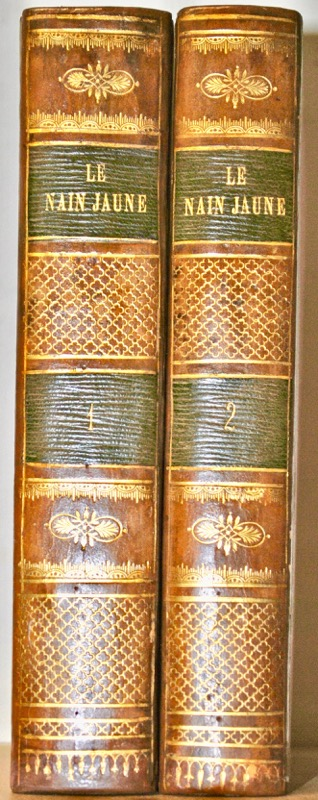 Le Nain Jaune, ou Journal des Arts, des Sciences et de la Littérature. Le Nain Jaune réfugié. Le Nain tricolore.
