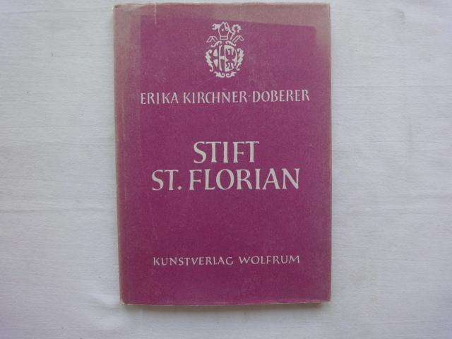 Stift St. Florian: Kirchner-Doberer Erika