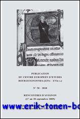 Publications du Centre Europeen d'Etudes Bourguignonnes (XIVe-XVIe s.) (2010) L'Eglise et la vie religieuse, des pays bourguignons a l'ancien royaume d'Arles (XIVe-XVe siecle), - N/A;