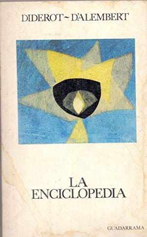 LA ENCICLOPEDIA (coleccion punto omega num 90): Diderot- D'Alembert