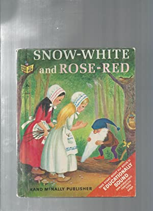 Snow White and Red Nose: Grimm, Brothers /
