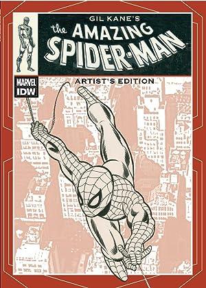 GIL KANE'S The AMAZING SPIDER-MAN : ARTIST: LEE, STAN :