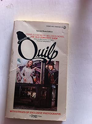 Quilp - The Old Curiosity Shop by: Charles Dickens