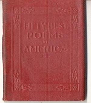 Fifty Best Poems of America