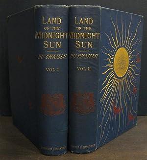 The Land of the Midnight Sun [2: DU CHAILLU, PAUL